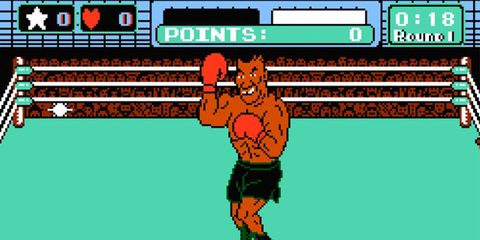 30 years of Mike Tyson Punch Out