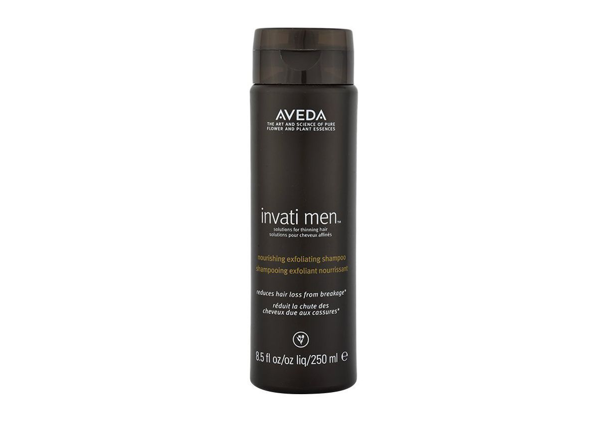 Recommended shampoo for men
