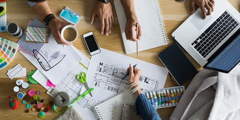 creative working
