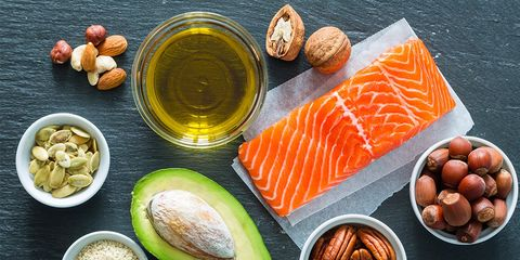 Misconceptions about dietary fats