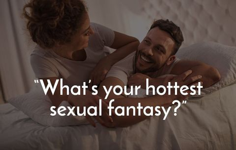 What's your hottest sexual fantasy