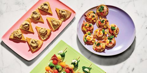 Easy barbecue appetizer recipes