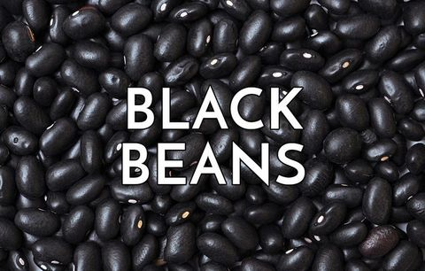 black beans keep you feeling full