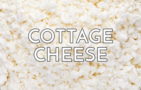 cottage cheese keeps you feeling full
