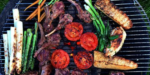 meal prep grilling