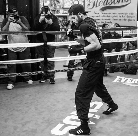 '6 Things I Learned Trying a Boxer's Workout'