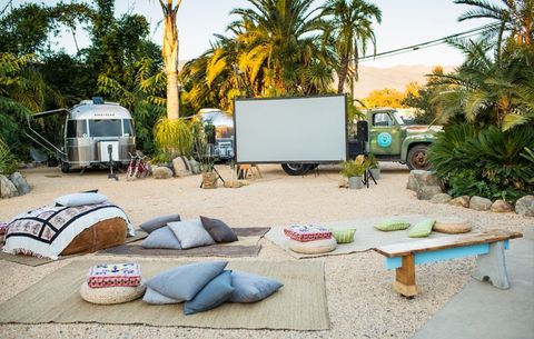 The Caravan Outpost Hotel Offers Airstream Trailers As Rooms