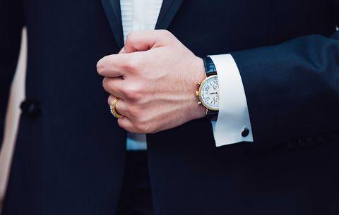 c25b706fc3c4f3 The Man's Guide to Shirt Cuffs | Men's Health