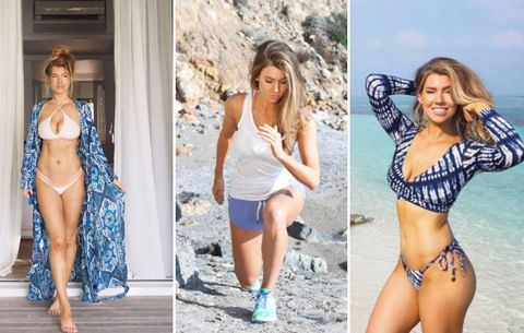 Instagram Star Anna Victoria Shares Inspiring Secrets to Transforming Your Body