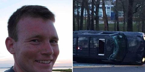 An Apple Watch Saved This Man During a Car Crash