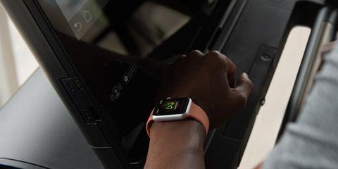 Apple Watch health records