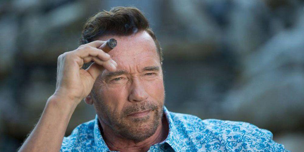 Arnold Schwarzenegger on Killing Gunther, Drugs and