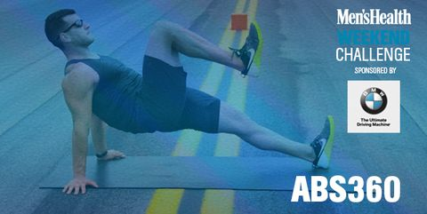 The 7-Minute Ab Workout
