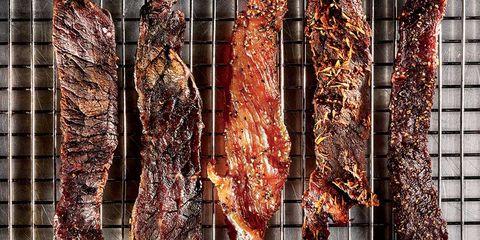 meat jerky