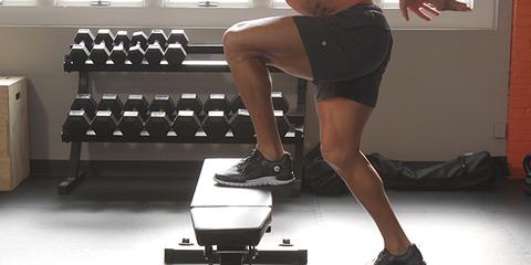 Metcon bodyweight workout