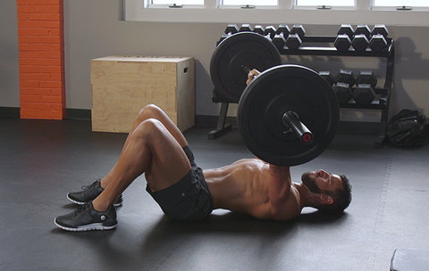 Build A Bigger Chest With These 5 Floor Press Variations