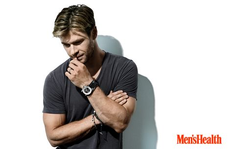 Chris Hemsworth's Secrets to Building the Body Of a Hero