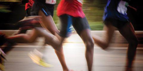 runner's genitals
