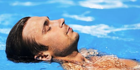 swimming pool health