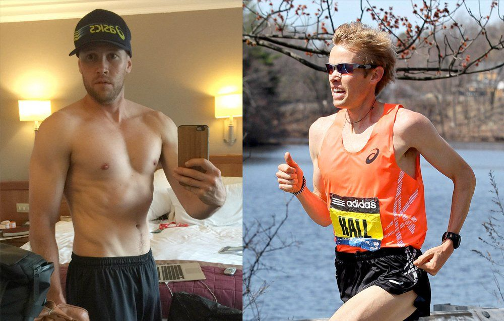 The Weightlifting Routine That Helped This Runner Put On 40 Pounds Of Muscle