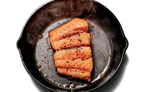 How to Cook the Perfect Salmon In 10 Minutes Flat