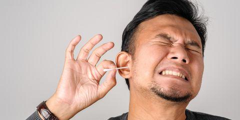 earwax health signs