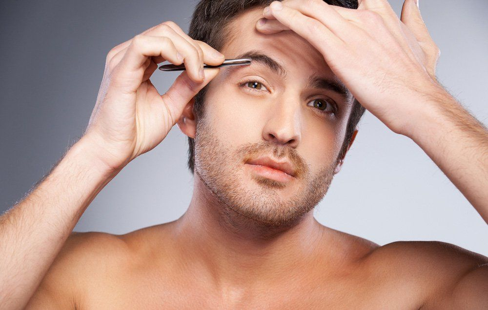 How To Treat Eyebrow Dandruff Mens Health