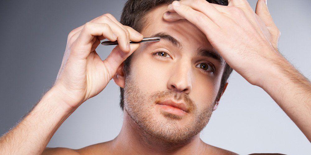 How To Treat Eyebrow Dandruff Mens Health