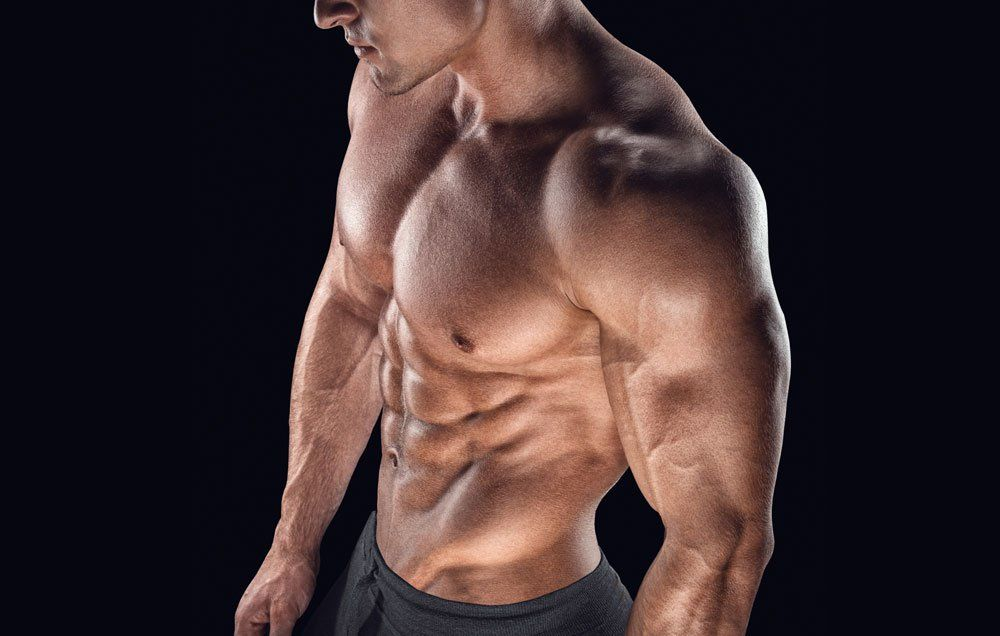 The Ultimate Upper Body Pump Workout Mens Health