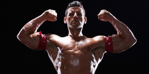 metapump blood flow restriction workout