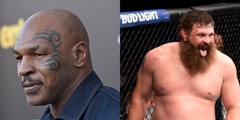 mike tyson ufc fighter