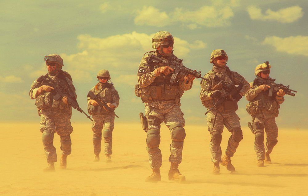 The Burpee Workout That Special Forces Soldiers Use to Get