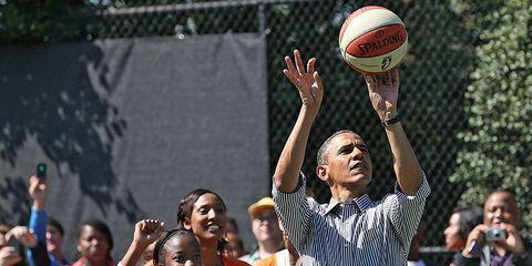 obama basketball player