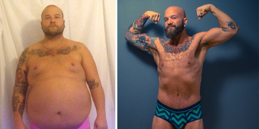 Man reveals weight loss diet that saw him lose 4 STONE and