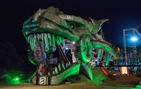 Ultimate Beastmaster Wants to Be the Fittest Show on Netflix