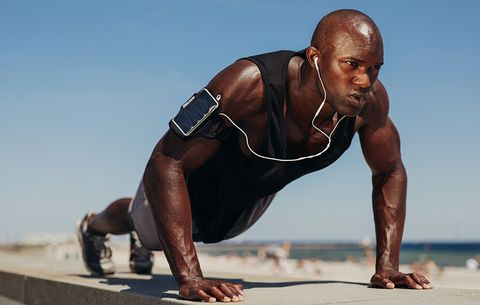 4 Pushup Mistakes You're Making