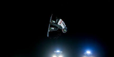 snowboarder sven thorgren