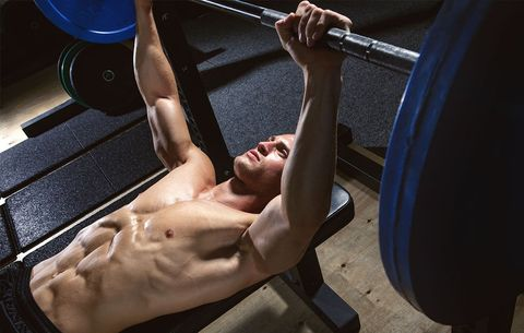 The Most Effective Bench Press Workout of All Time