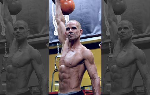 The Training Method That Made This 48 Year Old One Of the Fittest Men On Earth