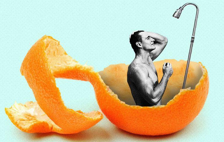 """Képtalálat a következőre: """"shower with orange"""""""