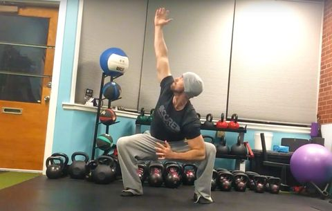 The Perfect Warmup Is Just 5 Moves