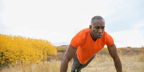 pushup exercise avoid alzheimers
