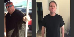 metashred weight loss transformation