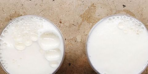 skim or whole milk