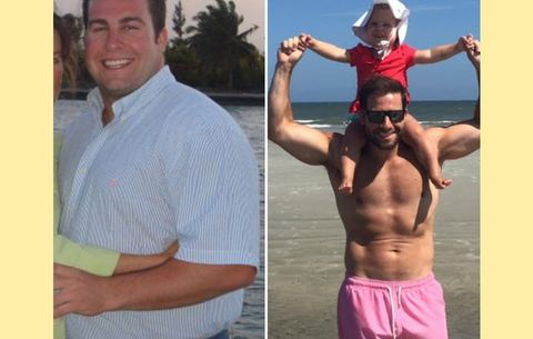 The Major Diet Change That Helped This Man Lose Nearly 70 Pounds
