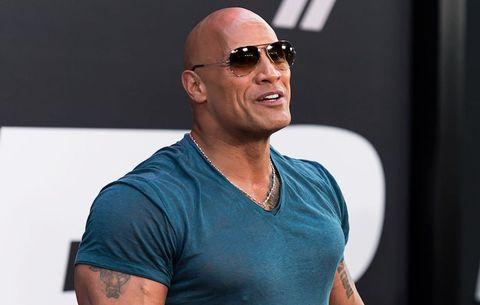 The Rock Just Underwent A Major Tattoo Transformation