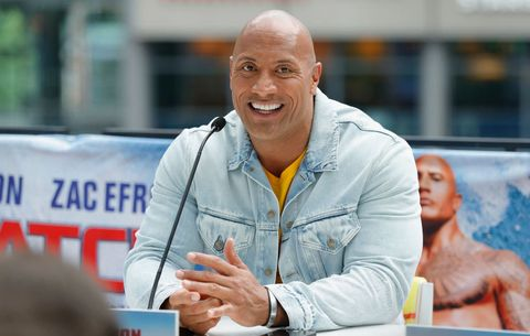 The Rock Shares His Gym Playlist So We Can All Workout Like Him