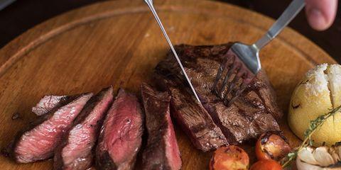 steak portions