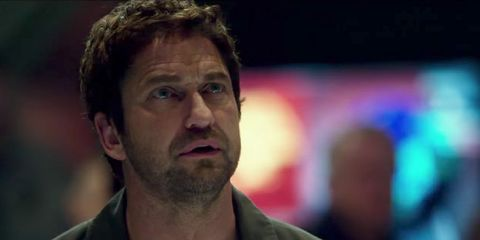 Gerard Butler Tried Bee Venom to Treat His Sore Muscles