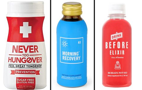 Best Hangover Cures: Busted and Confirmed | Men's Health